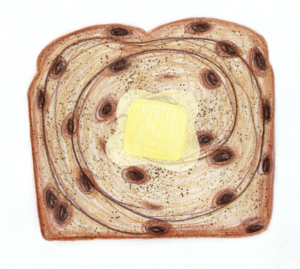 Raisin Bread and Butter